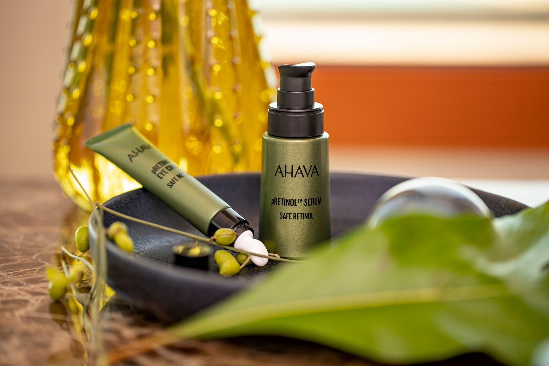 Сыворотка AHAVA с pRetinol'ом может делать с кожей чудеса