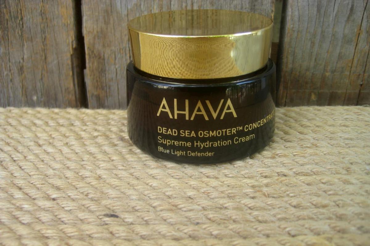 Пожалуй, лучший увлажняющий крем-сыворотка DSOC AHAVA