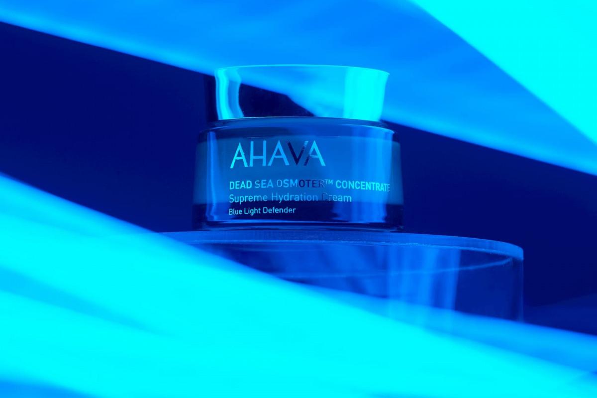 Новинки AHAVA DSOC - увлажняющий крем и сыворотка