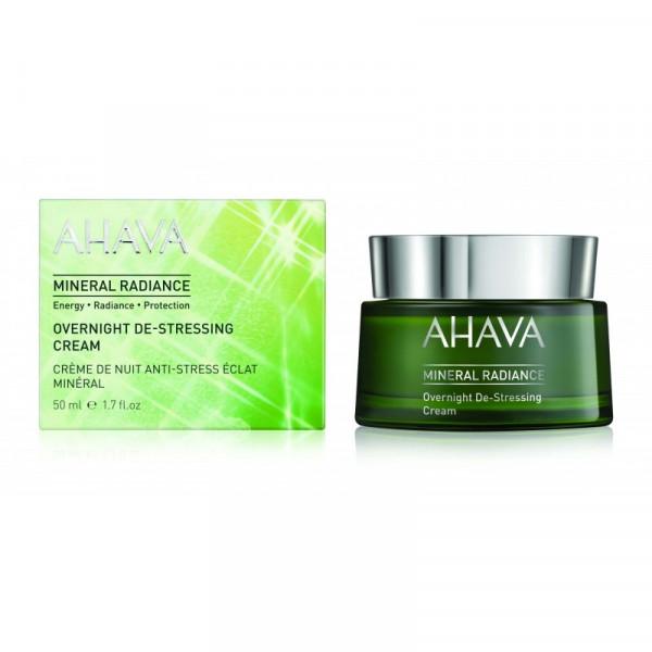 Ahava Mineral Radiance Минеральный ночной крем, придающий сияние и снимающий напряжение